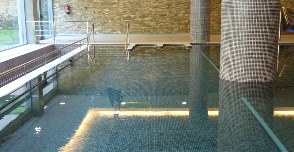 Centros de hidroterapia